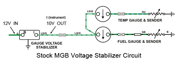 How To Replace Your Mgb Lucas Thermal Voltage Stabilizer