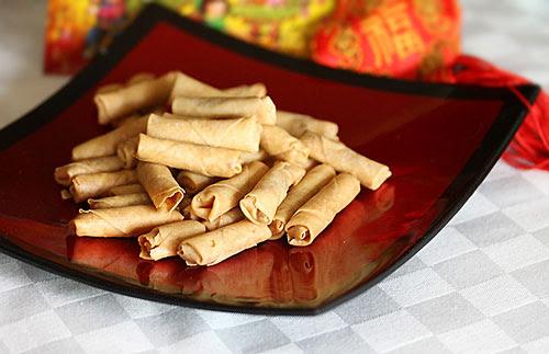 Image result for Dried shrimp rolls