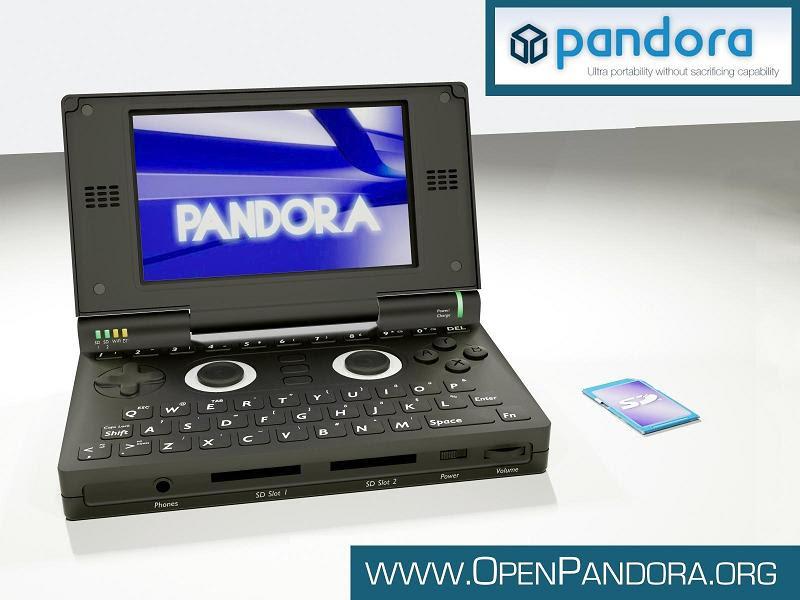 OpenPandora