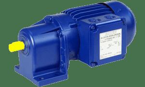 Bauer Gear Motor BG Series Small Industrial Helical Geared Motor