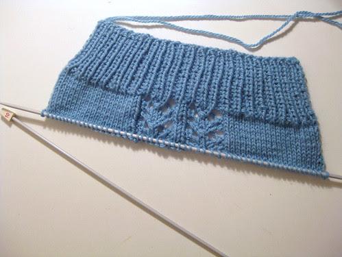 yet more knitting