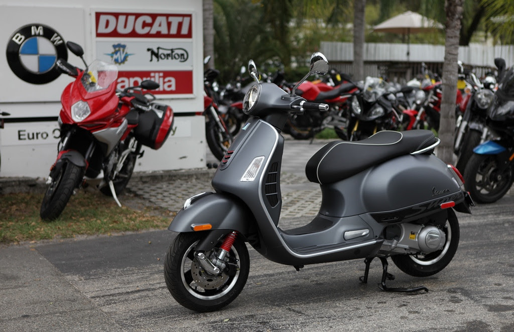 Vespa Gts 300 Super Sport Motorcycles For Sale