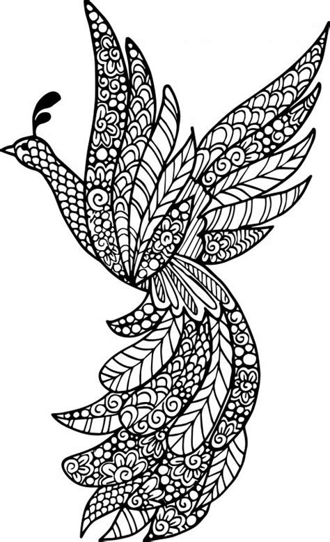advanced animal coloring page  coloring coloring