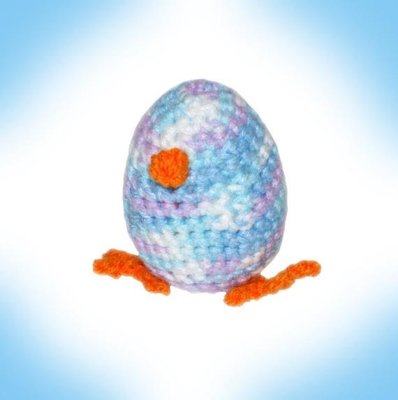 Pip the Chick Crochet Pattern