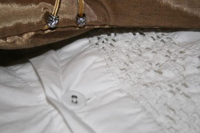 Detaljer fra sengen...