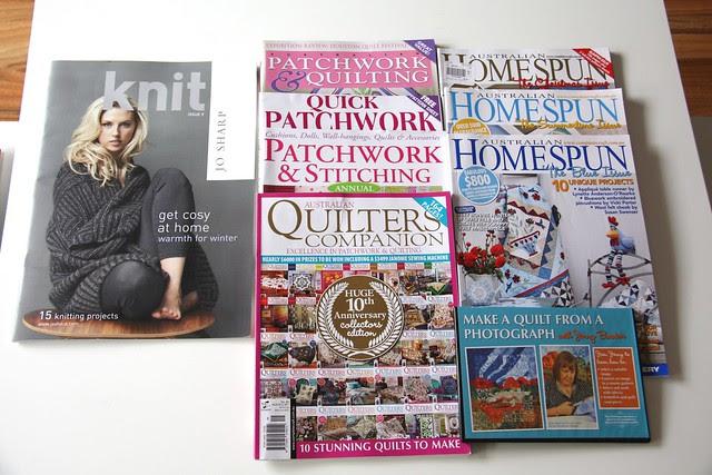 revistas australianas