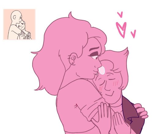 Anonymous said: Mystery girl holding Pearl for 2A? Answer: True facts. I haven't drawn Pearl since 2015.