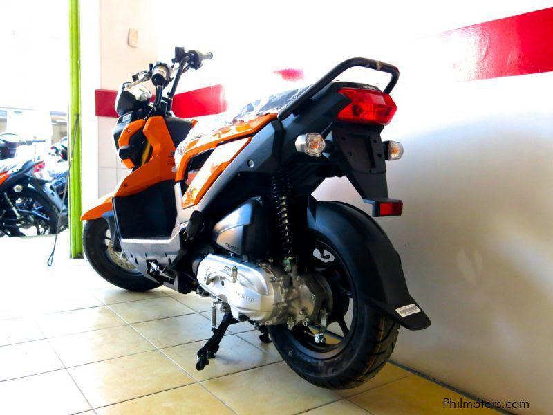 New Honda Zoomer  X 110 2014 Zoomer  X 110 for sale