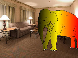 The Belgian Elephant in the Room