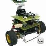 bluetooth control-gsm-Robot