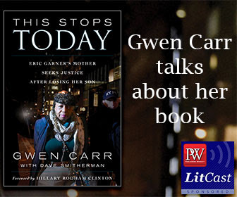 PW LitCast: A Conversation with Gwen Carr