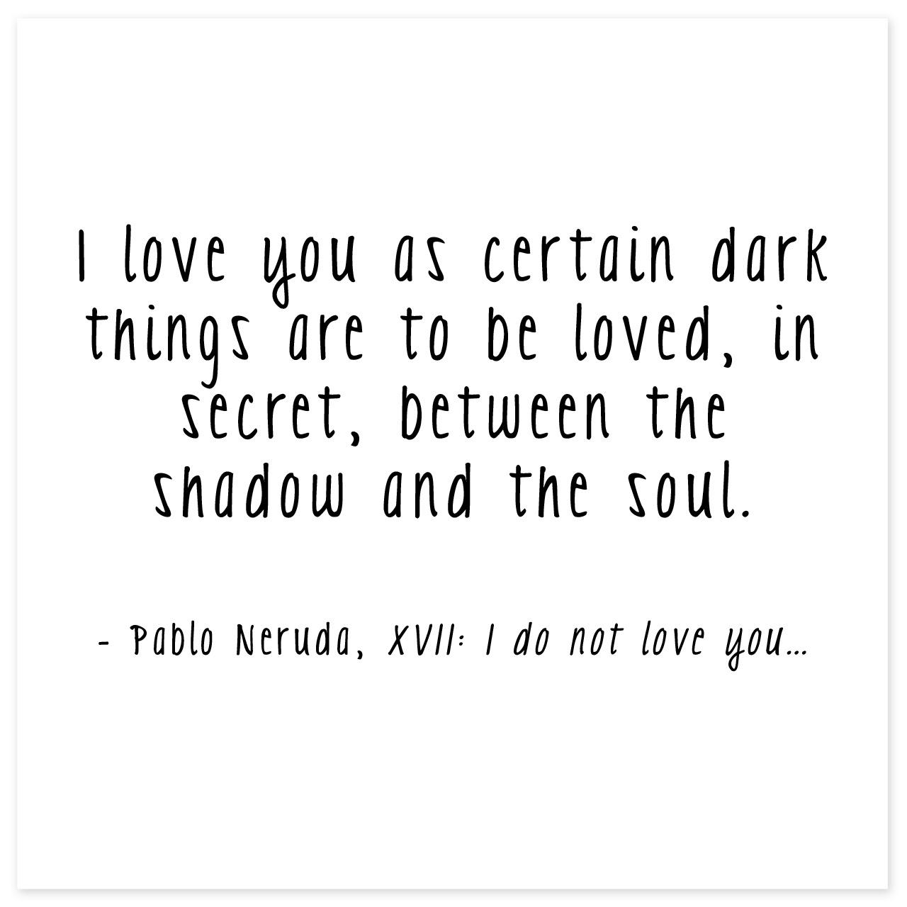 5 Slightly Dark Love Quotes