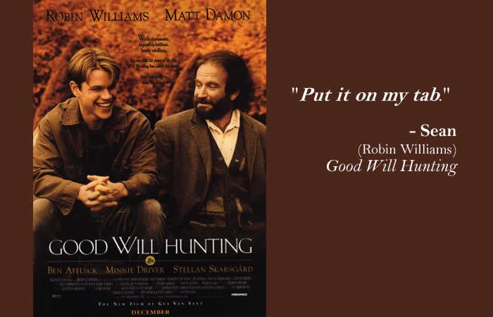 Good Will Hunting Movie Quotes. QuotesGram