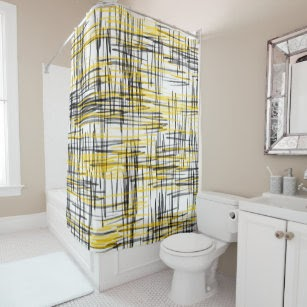 Get Inspired For Bathroom Yellow And Gray wallpaper