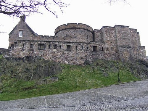 Edinburgh Castle[4]