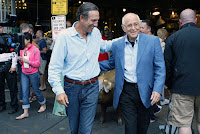 Howard Schultz and Norman Lear
