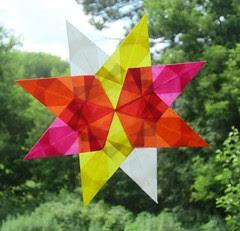Summer of Color - Ice Cream Star