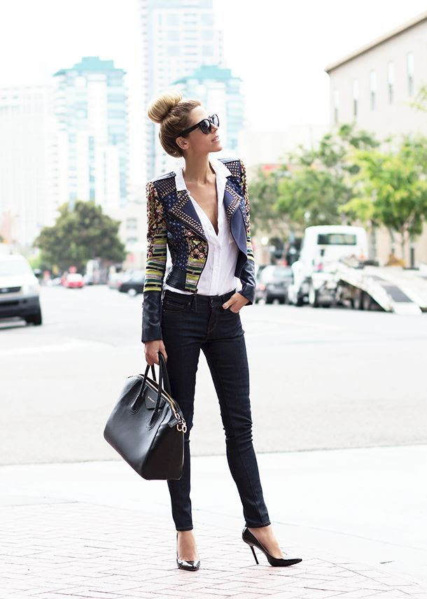 Chic Rock Style