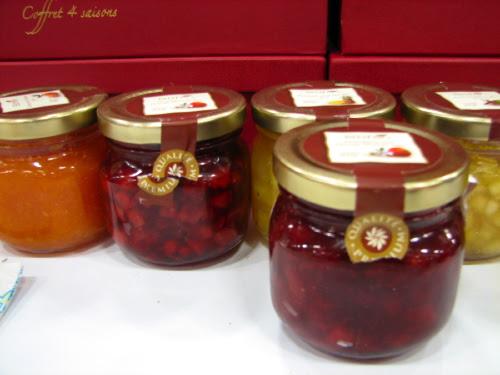 Strawberry Orange Blossom Jam