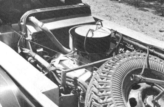 luv05 Mickey Thompson Desert Racing Vehicles