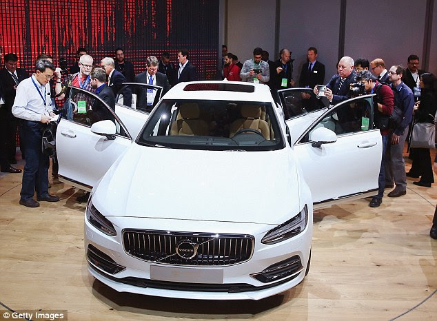 volvo promises 'deathproof' cars2020 to eradicate