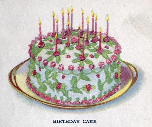 Swans_birthday cake_tatteredandlost