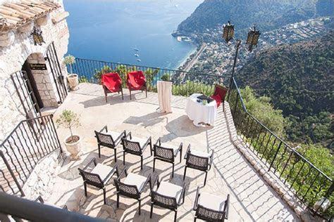 Dream wedding at Chateau Eza on French Riviera