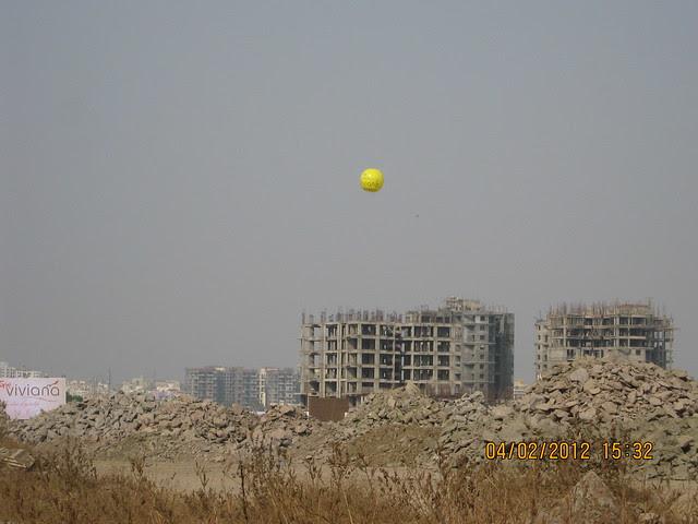Viviana Balloon - Visit Gini Viviana, 2 BHK 2.5 BHK 3 BHK Flats & 3 BHK Duplex, behind MITCON, opposite Balewadi Sports Complex, Balewadi, Pune 411 045
