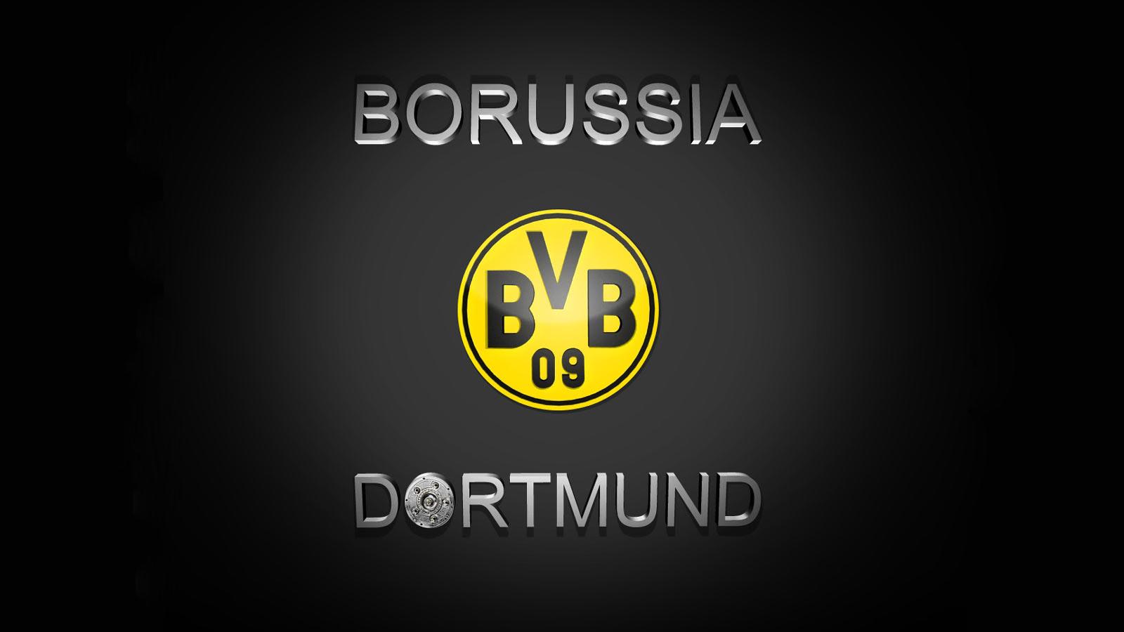 Borussia Dortmund Logo Sport Wallpaper Hd Desktop