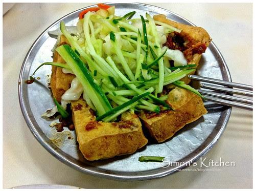 20140307正老牌麵線糊+南台中臭豆腐-5