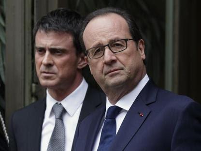 Redazione di Operai Contro, al governo Hollande, non basta lo stato di emergenza per 3 mesi. Il governo Francese si è rivolto al Consiglio di Stato con questa domanda: «Può […]