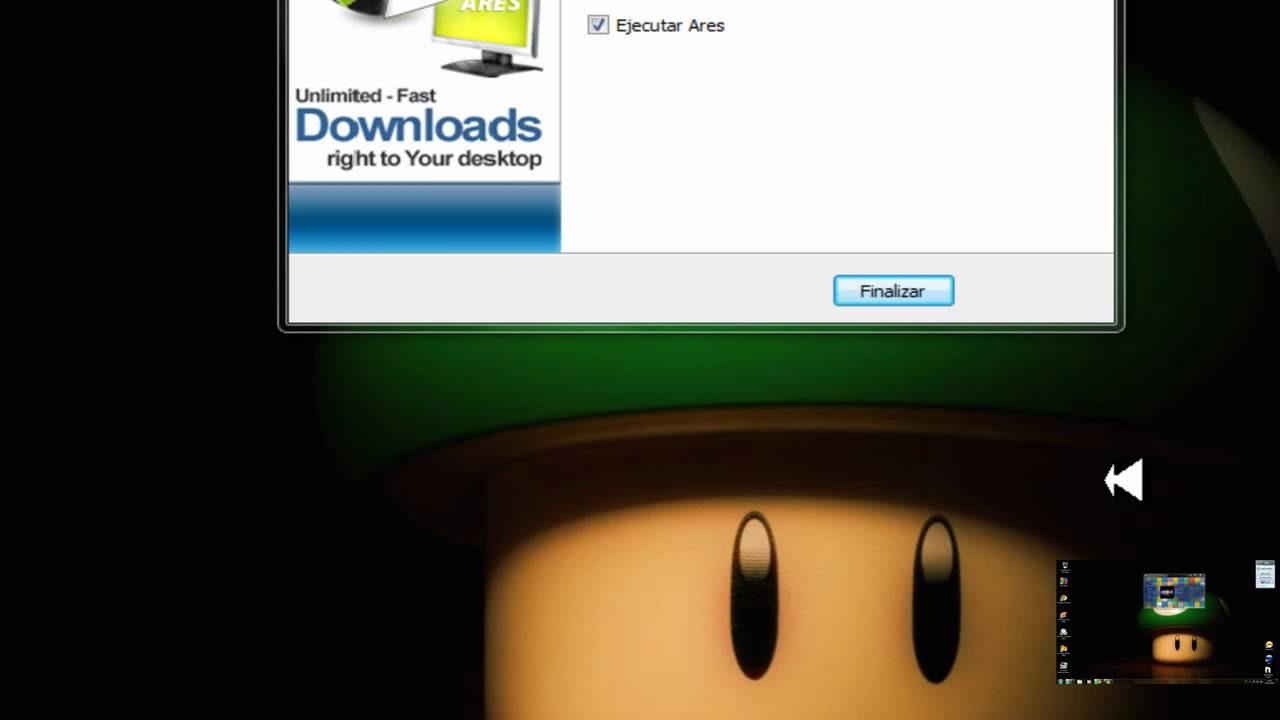 descargar ares gratis en español para iphone 6