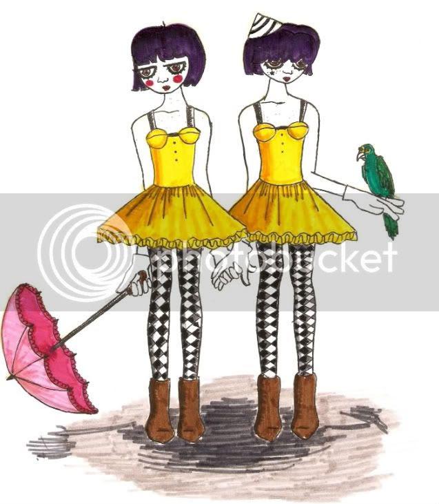 Carmen and Sabine