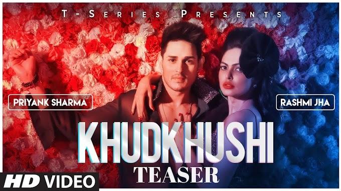 Khudkhushi MP3 Song Download by Neeti Mohan, Priyank Sharma and Rashmi Jha