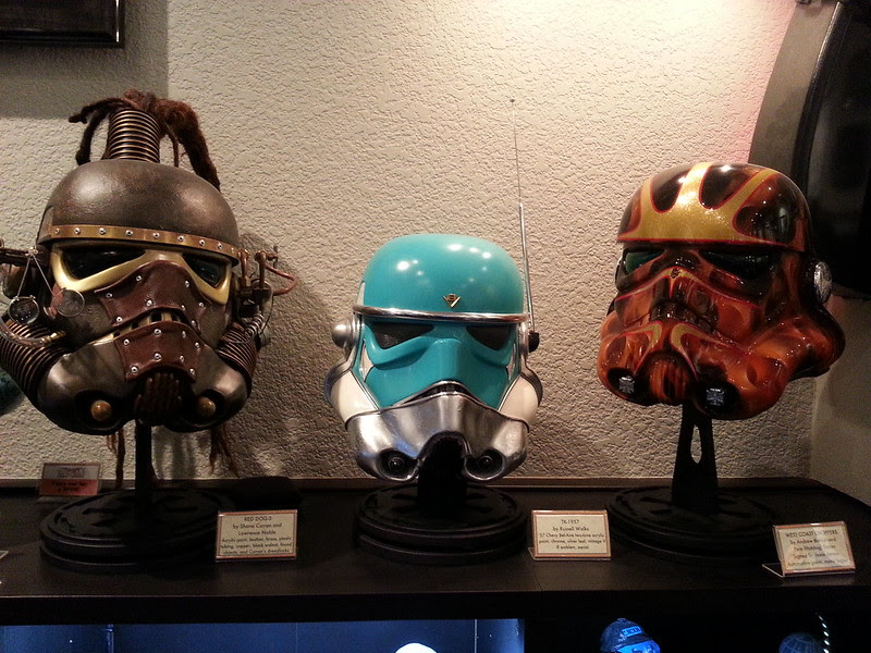 Trooper Helmets
