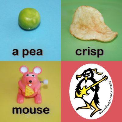 A Pea, Crisp, Mouse