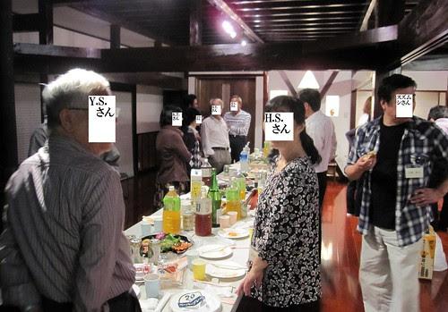 情報交換会風景@風我 2011年10月22日 by Poran111