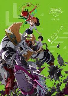 imagen de Digimon Adventure tri. 2: Ketsui