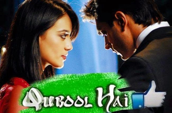 Drama Tashan: Qubool Hai Episode 701 - 3rd July 2015