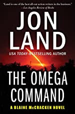 The Omega Command by Jon Land