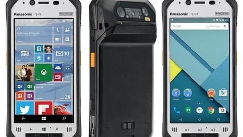Panasonic Pamer Ponsel Tahan Banting Rp 21 Juta