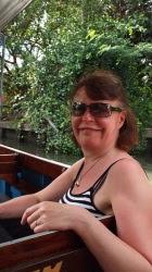 Exploring Bangkok on the canal boats