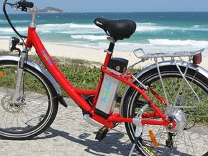 Bicicleta; elétrica; biobike (Foto: Divulgação)