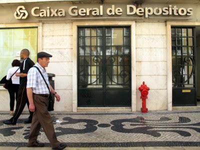 A Caixa Geral de Depósitos é a que mais gasta com o aluguer de viaturas. As sete viaturas topo de gama ao serviço do seu conselho de administração custam ao Estado 147 mil euros por ano. Foto de Paulete Matos.