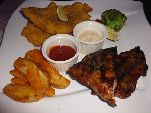 『食記』士林北極光主題餐廳