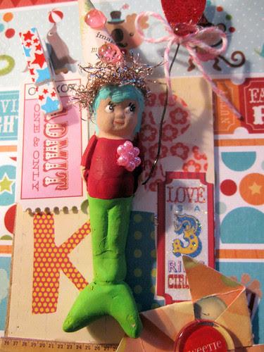 Farley's Mermaid Circus! ATC! 16