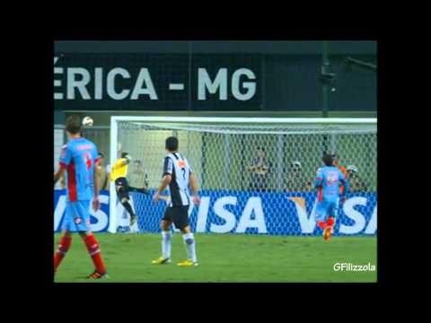 Ronaldinho MAGIA in coppa Liberadores