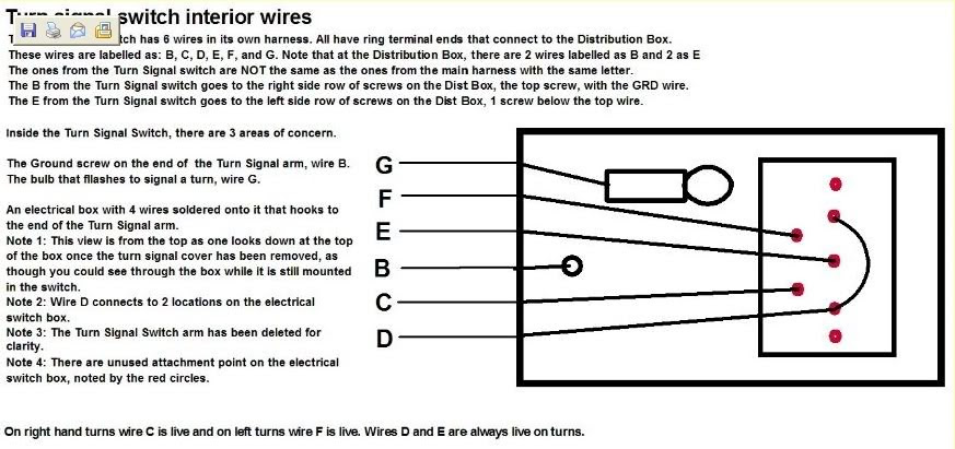 Willy Jeep Turn Signal Wiring Diagram