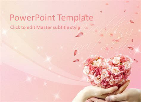 7  Wedding PowerPoint Templates   Premium and Free Download