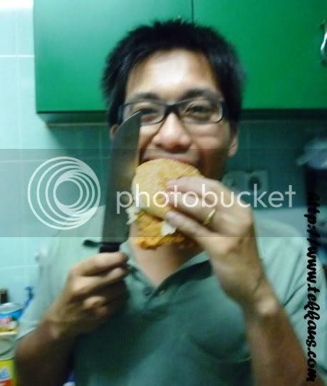 KFC Hot & Spicy Shrimp,Zinger Burger